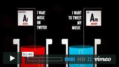 Twusic transforme votre fil Twitter en radio | Midem | Radio 2.0 (En & Fr) | Scoop.it