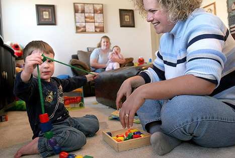 Speech Disorder More Common In Kids With Autism, Study Finds | Autism | Scoop.it