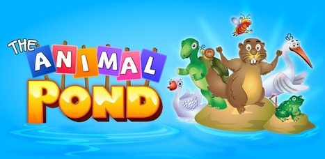 The Animal Pond (kids) Story Apps For Kids - xda-developers | Educational Videos & Games for Kids | Scoop.it