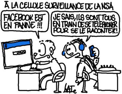[humour] Facebook à l'eau | Nouvelles Technologies | Scoop.it