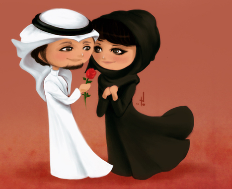 My Saudi Valentine | Girls of Riyadh-Saudi Arabia | Scoop.it