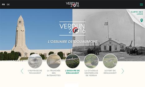Enseigner et commémorer la bataille de Verdun-Éduscol HG | Centenaire Première Guerre mondiale - Académie de Rennes | Scoop.it