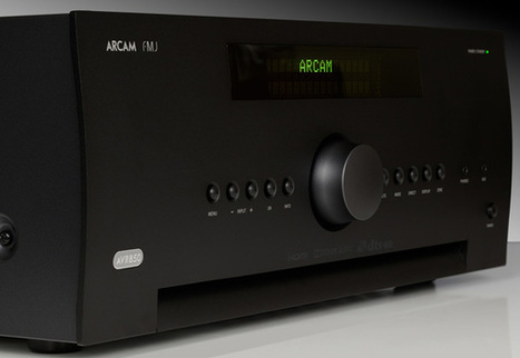 Amplis Home Cinéma audiophiles Arcam AVR550, AVR850 : Dirac Live, Dolby Atmos et Spotify Connect | ON-TopAudio | Scoop.it