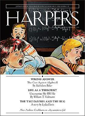 Harper's Makes the Case Against Algebra 2 | Education: A Sweeping look | Scoop.it