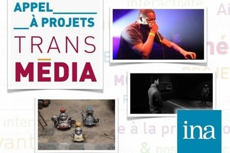 L'INA soutient trois projets transmédias pour un montant total de 200 ... - Mediakwest | Narration transmedia et Education | Scoop.it
