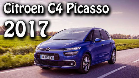 2017 Citroen C4 Picasso | cars | Scoop.it