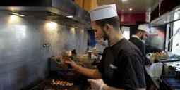 Food-truck : la guerre des hamburgers fait rage | Toulouse côté gourmand | Scoop.it