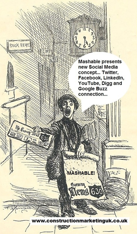 Social Media satire 8: Mashable connects Social Media, Twitter tools rule & PeerIndex performs. - The MarketingM8 blog... | Social media satire | Scoop.it