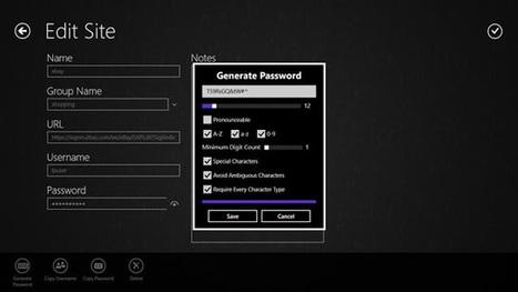 LastPass for Windows 8 Gets an Update! | LastPass | Scoop.it