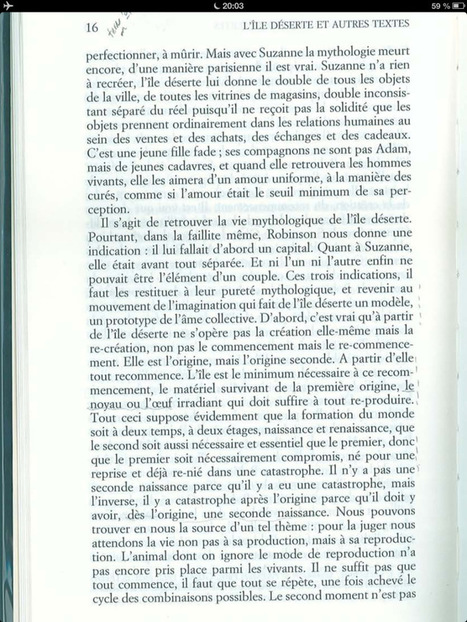 Deleuze: Des îles et de la litterature   Archivance - Miscellanées   Scoop.it