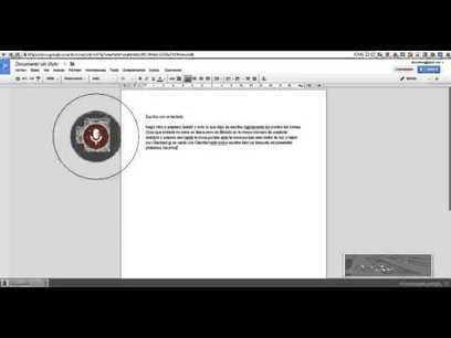 aLeXduv3: Escritura por Voz (aplicación gratuita) | Educacion, ecologia y TIC | Scoop.it