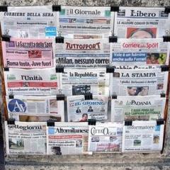 Italie: baisse de 22% en cinq ans des ventes de journaux et revues | DocPresseESJ | Scoop.it