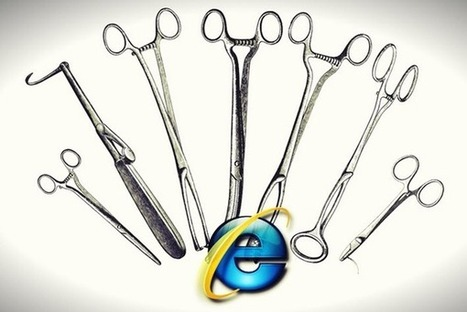 Internet Explorer é o browser mais… inseguro | Interests | Scoop.it