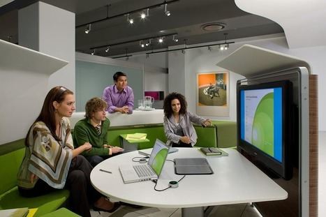 How the Workplace Fosters Innovation | Work Environments For the 21st Century | Scoop.it