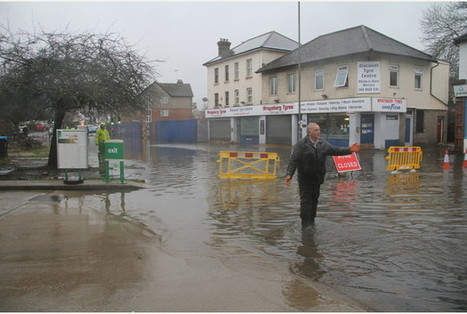 Record levels of water in the Surrey hills | Groundwater flooding UK | Scoop.it