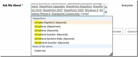 The current state of SharePoint 2013 social collaboration | Enterprise Social Tools | Scoop.it