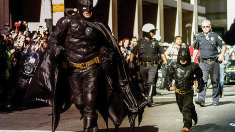 Inside The Social Media Strategy That Made Batkid Go Viral | Scott's Linkorama | Scoop.it