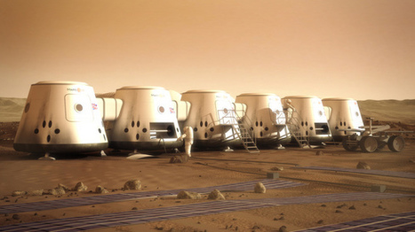 Wanted: Astronauts for one-way trip to Mars | Good news from the Stars | Scoop.it