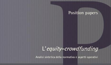 Equity crowdfunding: guida operativa - PMI.it   Girando in rete...   Scoop.it
