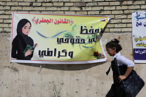 Rights Groups Decry Iraq Child-Marriage Bill | TIME | Health Education | Scoop.it