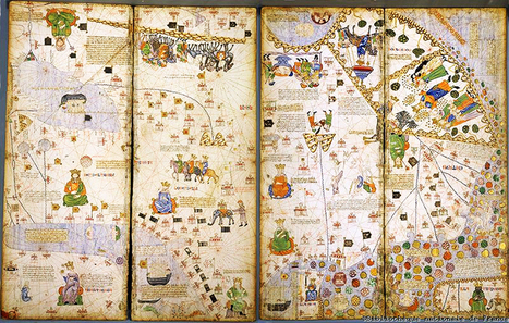 Digital World Map Broadens Scope for Middle Ages Teaching and Research | UT News | The University of Texas at Austin | Pixilating the parchment | Scoop.it