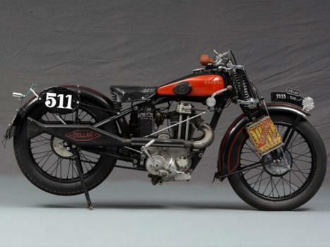 Rétromobile 2012 : 6 motos d'exception aux enchères | Classic Motorbike | Scoop.it