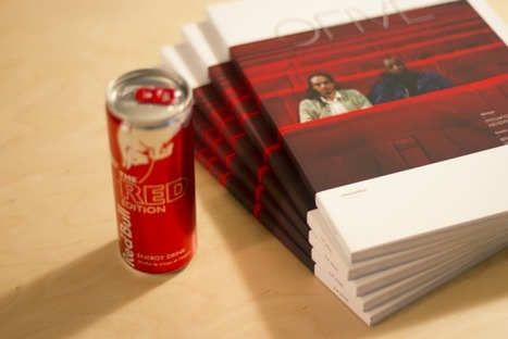 """DRINK OF THE MONTH : RED BULL """"RED EDITION"""" 