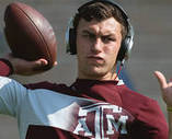 Sumlin: Not time for Manziel to talk | Public Relations and Sports | Scoop.it