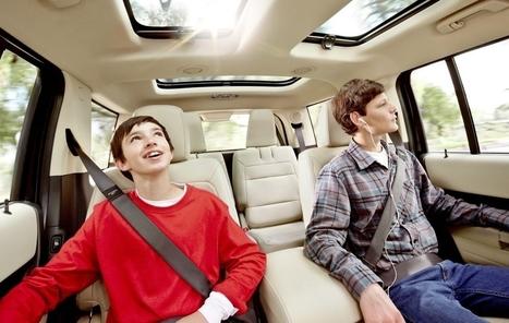 Otros autos podrán contar con el cinturón de seguridad inflable de ... - La Opinión | Aprender sobre seguros | Scoop.it