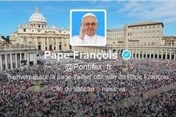 Les fils Twitter du pape François rassemblent dix millions de followers | #VeilleDuJour | Scoop.it