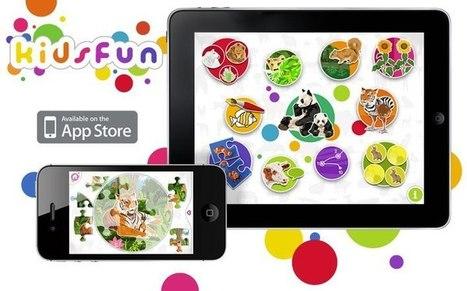 Meilleurs jeux pour enfants sur Ipad | Mon avis mes critiques | Scoop.it