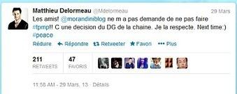 Buzz: Mathieu Delormeau contredit Enora Malagré !! Le poisson D'avril de Morandini ? #TPMP   cotentin-webradio jeux video (XBOX360,PS3,WII U,PSP,PC)   Scoop.it