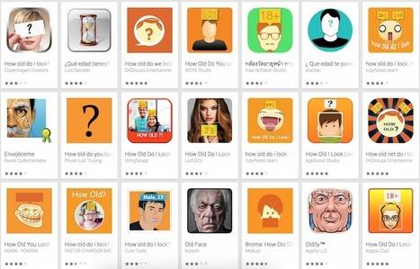 """""""How Old Are You?"""", la aplicación que adivina tu edad   Era del conocimiento   Scoop.it"""