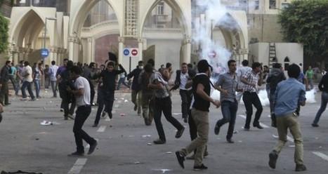 Violences confessionnelles en Egypte: la théorie du complot israélien | Égypt-actus | Scoop.it