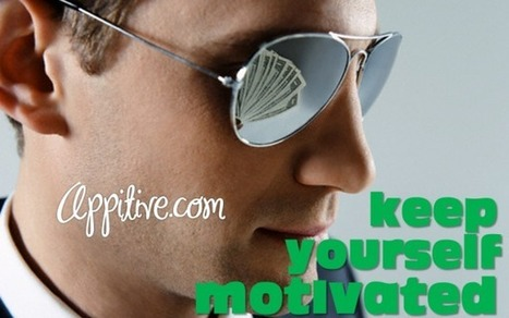 Keep Yourself Motivated | Appitive.com | Scoop.it