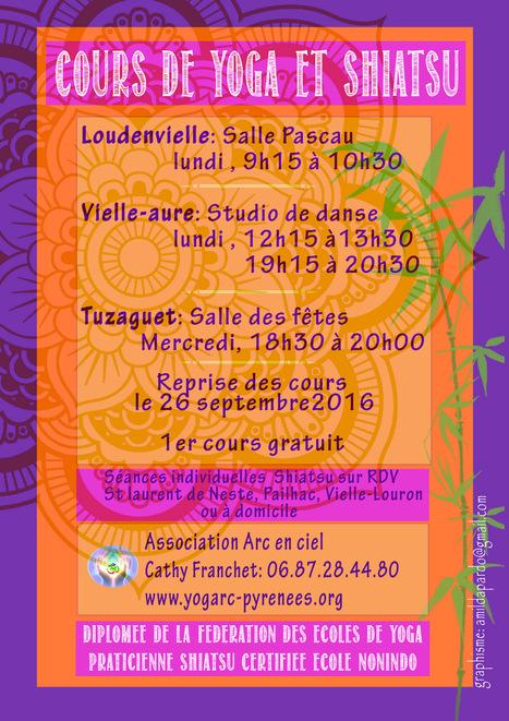 Reprise des cours de l'association Arc-en-Ciel | Vallée d'Aure - Pyrénées | Scoop.it
