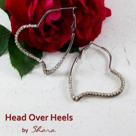 Head Over Heels Earrings - Craftsia - Indian Handmade Products & Gifts | Indian Handmade Jewelry | Scoop.it