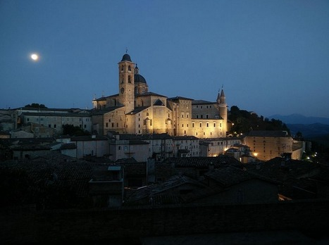 "Urbino among the Best ""Wiki Loves Monuments Italia"" Winners 