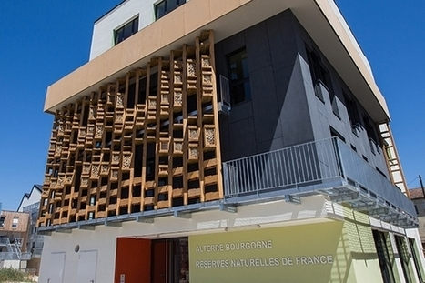La Bourdonnerie : un hôtel à insectes XXL | Efficycle | Scoop.it