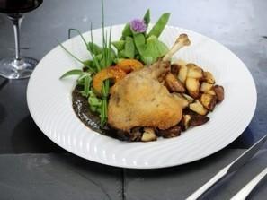 2 cuisses confites - Esprit Foie Gras | Restaurants et produits culinaire toulouse et Gers | Scoop.it