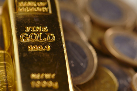 "Gold Meets the ""Perfect Storm"" 