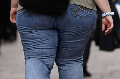 Too fat to work: £7million paid to obese people who can't get a job   Discuss the reason makes British people become fatter even obesity.   Scoop.it