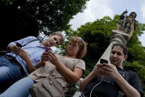 «Les jeunes utilisent les médias sociaux de manière très créative» | Mediapeps | Scoop.it