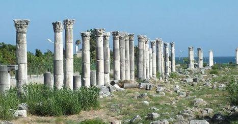 Le site archéologique de Soli Pompéiopolis ambitionne d'entrer au patrimoine mondial de l'UNESCO   LVDVS CHIRONIS 3.0   Scoop.it