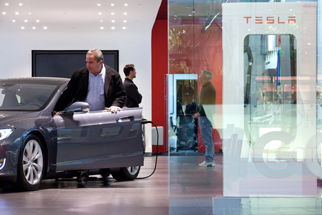 Christie's Opposition to Tesla Spurs Cries of Hypocrisy | Automotive Direct Marketing | Scoop.it
