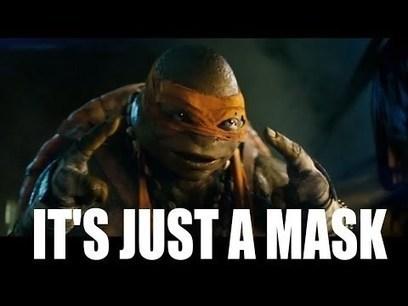 TMNT: It's Just a Mask -Rocky Road Redux- | Marketing | Scoop.it