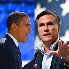 Who's Winning the 2012 Social Media Election? | Obama vs Romney 2012 | Scoop.it