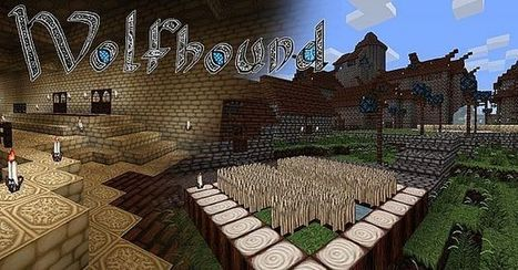 Wolfhound Resource Pack 1.7.4 | Texture Packs | Minecraft Resource Packs | Scoop.it