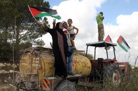Palestinians win settlement land from Israel   enjoy yourself   Scoop.it