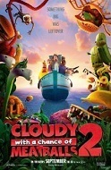 Watch Cloudy with a Chance of Meatballs 2 Online, rent or buy DVD & Blu-ray, find Tickets | Watch Cloudy with a Chance of Meatballs 2 Online | Scoop.it